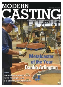 Danko Arlington Metalcaster of the Year